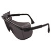 Honeywell Uvex™ Astro OTG 3001 Safety Spectacles, Black Frame - 763-S2504
