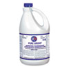 Liquid Bleach, 1 gal Bottle, 6/Carton