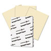 Digital Vellum Bristol Color Cover, 67 lb, 8 1/2 x 11, Ivory, 250 Sheets/Pack