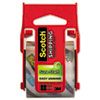 "Scotch® Sure Start Packaging Tape, 1.88"" x 800"", 1 1/2"" Core, Clear MMM145"
