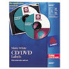 Avery Dennison CD/DVD Labels