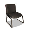 Alera Plus™ XL Series Big & Tall Mid-Back Guest Chair, Black AAPCP310
