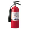 Kidde ProLine 5 CO2 Fire Extinguisher, 5lb, 5-B:C - 408-466180