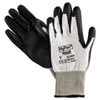 <strong>AnsellPro</strong><br />HyFlex Dyneema Cut-Protection Gloves, Gray, Size 9, 12 Pairs