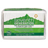 "Seventh Generation 100% Recycled Napkins - 1 Ply - 11.50"" x 12.50"" - White - Paper - Soft, Absorbent SEV13713"