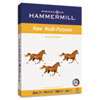 Hammermill® Fore MP Multipurpose Paper, 96 Brightness, 20lb, 8 1/2 x 11, White, 500/Ream HAM103036