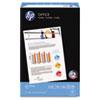HP Office Ultra-White Paper, 92 Bright, 20lb, 11 x 17, 500/Ream HEW172000