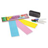 <strong>Pacon®</strong><br />Dry Erase Sentence Strips, 12 x 3, Assorted, 20 per Pack