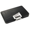 <strong>Carter's®</strong><br />Pre-Inked Foam Stamp Pad, 4.25 x 2.75, Black