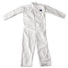 DuPont® Tyvek Coveralls, White, 4X-Large, 25/Carton - 251-TY120S-4XL