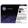 HP 80X, (CF280X) High Yield Black Original LaserJet Toner Cartridge