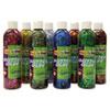 Creativity Street® Glitter Glue Chip Class Pack, Assorted Colors, 8 oz Bottles, 8/Pack CKC8562