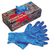 <strong>MCR&#8482; Safety</strong><br />Nitri-Med Disposable Nitrile Gloves, Blue, X-Large, 100/Box