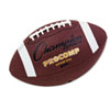 "Champion Sports Pro Composite Football, Official Size, 22"", Brown CSICF100"