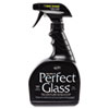 PERFECT GLASS GLASS CLEANER, 32 OZ SPRAY BOTTLE