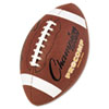 "Champion Sports Pro Composite Football, Junior Size, 20.75"", Brown CSICF300"