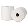 Wausau Paper® EcoSoft Universal Roll Towels, 800 ft x 8 in, Natural White, 6 Rolls/Carton WAU45900