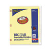 Avery® Insertable Big Tab Dividers, 8-Tab, Letter AVE23285