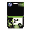 HP 564XL, (CN684WN) High-Yield Black Original Ink Cartridge