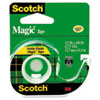 "Scotch® Magic Tape in Handheld Dispenser, 1/2"" x 450"", 1"" Core, Clear MMM104"