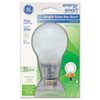 GE Compact Fluorescent Bulb, A21, Soft White GEL63504