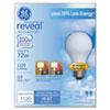 GE Halogen A-Line Bulb, A19, 100 Watts GEL63009