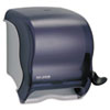 Element Lever Roll Towel Dispenser, 12 1/2w x 8 1/2d x 12 3/4h, Black