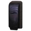 San Jamar® Oceans Universal Liquid Soap Dispenser, 4 1/2 x 4 3/8 x 10 1/2, 800mL, Black SJMS890TBK