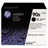 <strong>HP</strong><br />HP 90X, (CE390X-D) 2-Pack High-Yield Black Original LaserJet Toner Cartridges