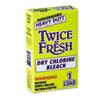 Twice as Fresh® Heavy Duty Coin-Vend Powdered Chlorine Bleach, 1 load, 100/Carton VEN2979646