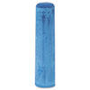 "Dixon® Railroad Crayon Chalk, 4"" x 1"", Blue, 72/Box - 464-88815"