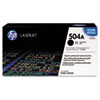 HP 504A, (CE250A) Black Original LaserJet Toner Cartridge