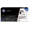 HP 314A (Q7560A) Black Original LaserJet Toner Cartridge - Laser - 6500 Page Black - 1 Each HEWQ7560A