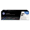 <strong>HP</strong><br />HP 125A, (CB540A-D) 2-Pack Black Original LaserJet Toner Cartridges