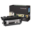 Lexmark™ 64475XA Toner, 55000 Page-Yield, Black LEX64475XA