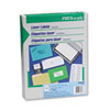 PRES-a-ply™ Laser Address Labels, 1 x 2 5/8, White, 7500/Box AVE30606