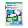 PRES-a-ply™ Laser Address Labels, 1 x 2 5/8, Clear, 1500/Box AVE30620