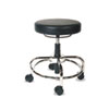 Alera Plus™ HL Series Height-Adjustable Utility Stool, Black AAPCS614