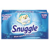 Snuggle® Fabric Softener Sheets, Fresh Scent, 120 Sheets/Box - CB451156