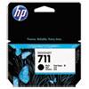 HP HP 711, (CZ129A) Black Original Ink Cartridge HEWCZ129A