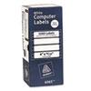 Avery® Dot Matrix Mailing Labels, 1 Across, 15/16 x 4, White, 5000/Box AVE4065