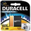 Duracell® Ultra High Power Lithium Battery, 223, 6V, 1/EA DURDL223ABPK