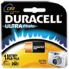 Duracell® Ultra High Power Lithium Battery, CR2, 3V, 1/EA DURDLCR2BPK