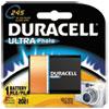 Duracell® Ultra High Power Lithium Battery, 245, 6V, 1/EA DURDL245BPK