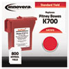 Innovera 7970 Compatible Red Ink Cartridge