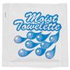 Sanfacon Fresh Nap Moist Towelettes, 4 x 7, White, Lemon, 1000/Carton SFC035807