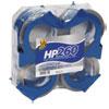 "Duck® HP260 Packaging Tape w/Dispenser, 1.88"" x 60yds, 3"" Core, 4/Pack DUC0007725"