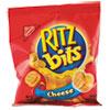 Nabisco® Ritz Bits, Cheese, 1.5oz Packs, 60/Carton RTZ06834