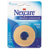 "3M Nexcare™ Absolute Waterproof First Aid Tape, Foam, 1"" x 180"" - 731"