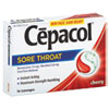 Cepacol® Extra Strength Numbing Lozenge, Cherry, 16/Box RAC71016